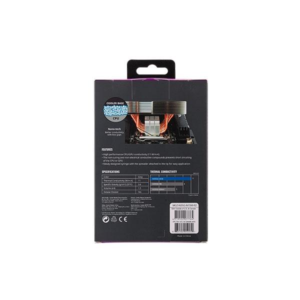 Cooler Master MasterGel Maker v2 - Pasta térmica