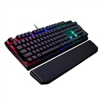 Cooler Master MK750 RGB MX red - Teclado