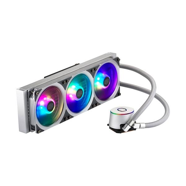 Cooler Master ML360P Silver ARGB Refrigeración Líquida