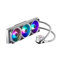 Cooler Master ML360P Silver ARGB- Refrigeración Líquida