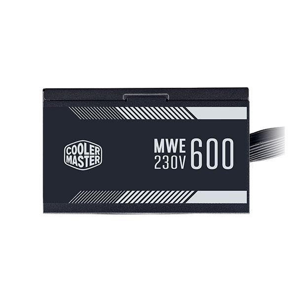 Cooler Master MWE 600W 80+ white V2 - F.A.
