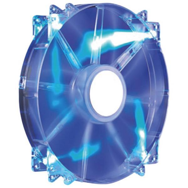 Cooler Master MegaFlow 20CM azul  Ventilador