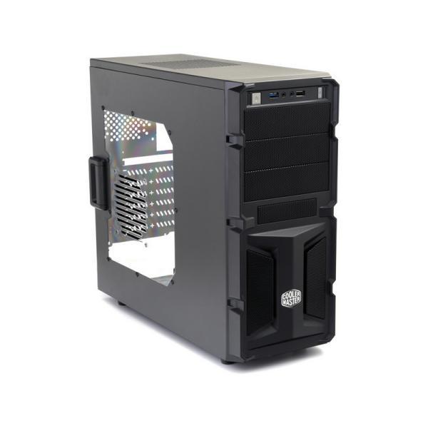 Cooler Master K350  Caja