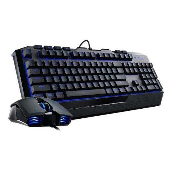 CM Storm Devastator II LED azul  Kit teclado y ratn