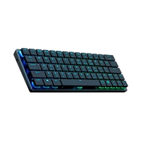 Cooler master SK621 switch red - Teclado