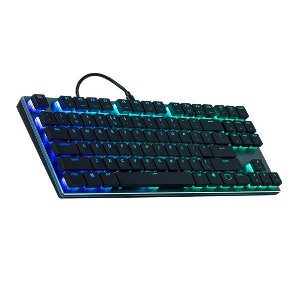 Cooler Master SK630 switch red - Teclado