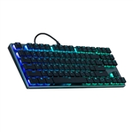 Cooler Master SK630 switch red  Teclado