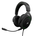 Corsair HS50 Green USB - Auriculares