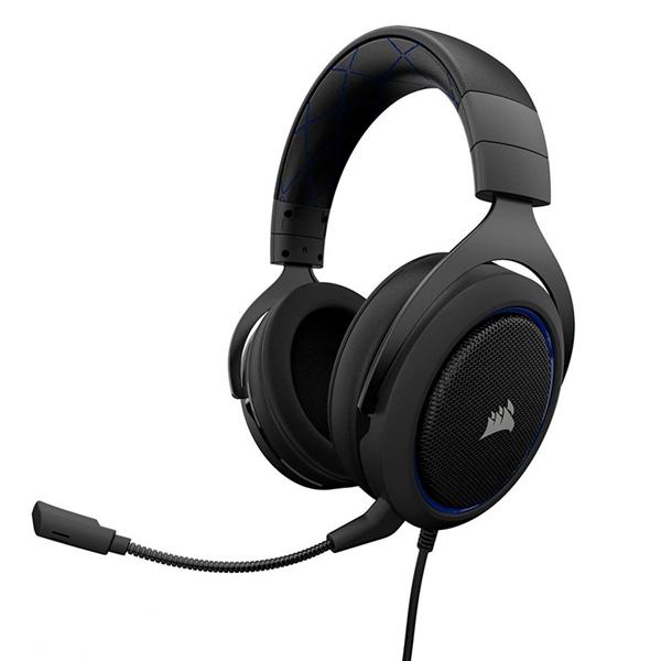 Corsair HS50 Blue USB – Auriculares