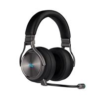 Corsair Virtuoso wireless gunmetal  Auriculares