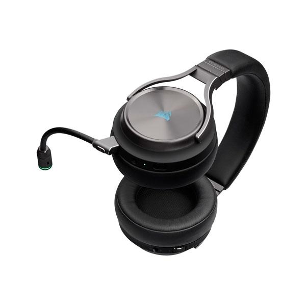 Corsair Virtuoso wireless gunmetal  Auriculares
