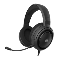 Corsair HS35 stereo carbon  Auriculares