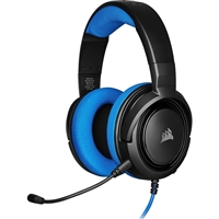 Corsair HS35 stereo azul  Auriculares