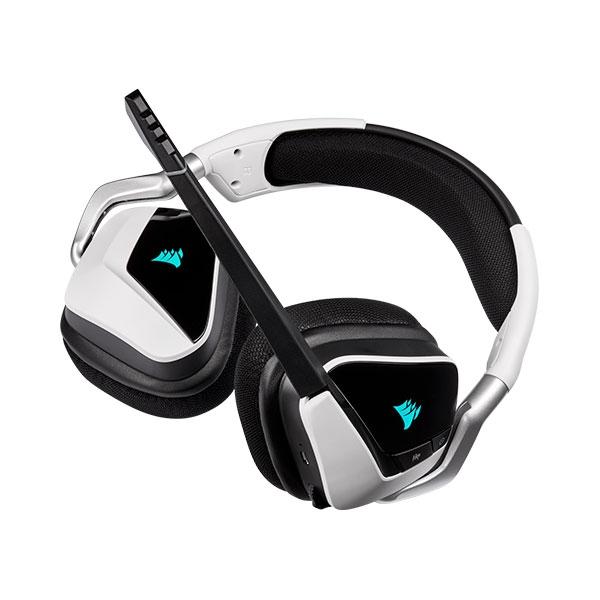 Corsair Void elite wireless blancos  Auriculares