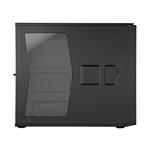 Corsair Graphite 230T con ventana negra con LED rojo - Caja