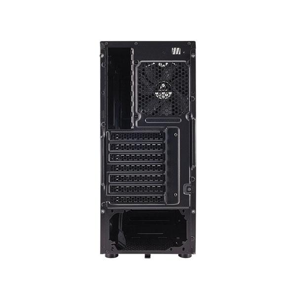 Corsair Carbide Series 100R negra con ventana  - Caja
