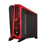 Corsair Carbide Series SPEC-ALPHA negra/roja  - Caja