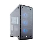 Corsair cristal 570X RGB negra - Caja