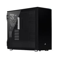 Corsair Carbide 678C negra - Caja