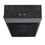 Corsair iCUE 220T RGB negra - Caja