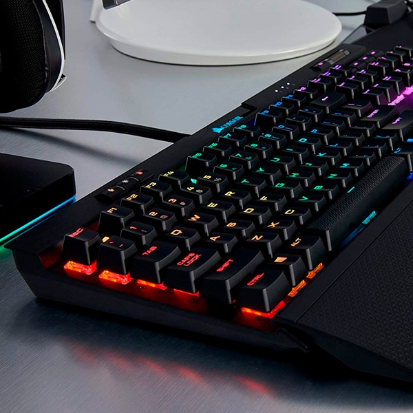 Corsair K70 MK.2 RGB cherry brown - Teclado