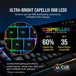 Corsair K57 wireless RGB  Teclado