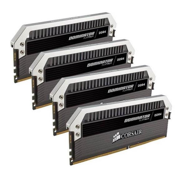 Corsair Dominator Platinum DDR4 2666MHz 16GB (4×4) – RAM