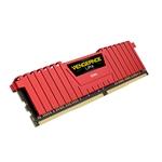 Corsair Vengeance LPX DDR4 2666Mhz 8GB Roja - Memoria RAM