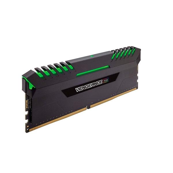 Corsair Vengeance RGB DDR4 3000MHz 16GB 2X8  Memoria RAM
