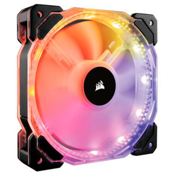 Corsair HD120 120mm LED RGB - Ventilador
