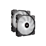 Corsair AF140 LED Blanco Pack 2 Silencioso - Ventilador