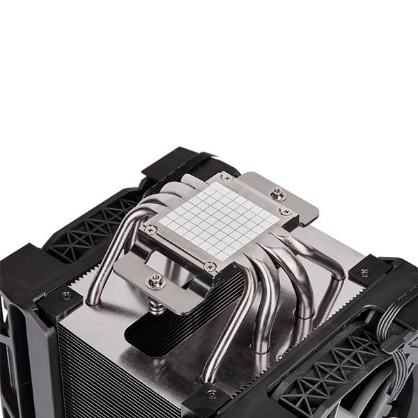Corsair A500 dual fan  Disipador