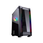Cougar MX410 RGB Cristal  Caja