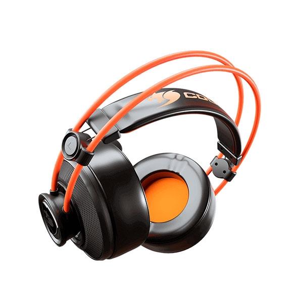 Cougar Immersa TI stereo  Auricular