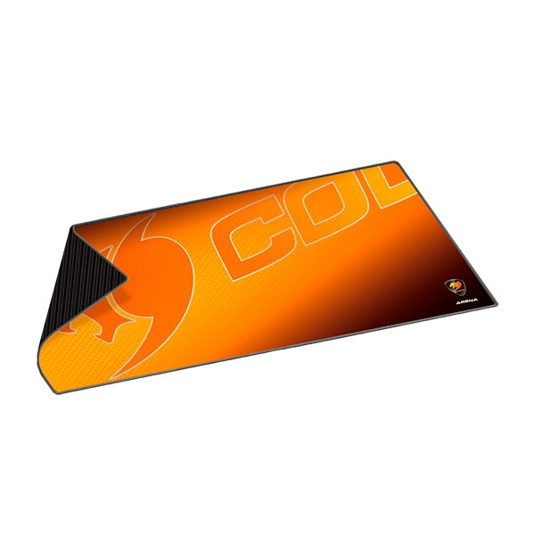 Cougar Arena Extra Large naranja  Alfombrilla