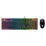 Cougar Deathfire EX Gaming - Kit teclado + ratón