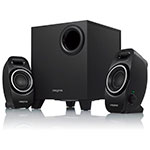 Creative A250 2.1 - Altavoces * Reacondicionado *