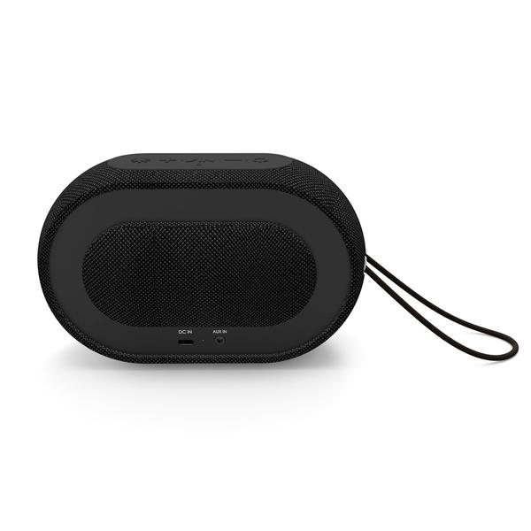 Creative HALO negro Bluetooth RGB  Altavoz
