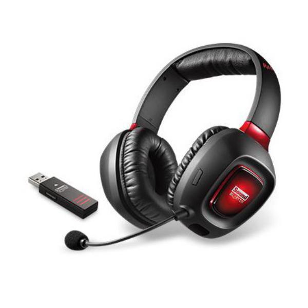 Creative Sound Blaster Tactic3D Rage Wireless  Auricular