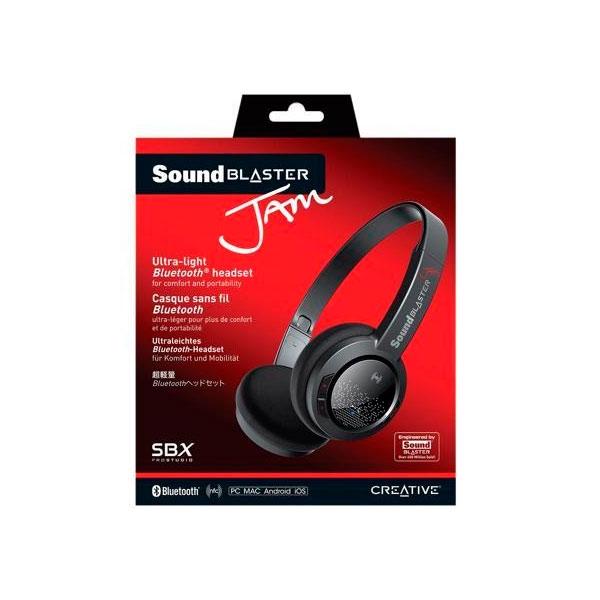 Creative SBX Jam Bluetooth 4.1, NFC para PC - Auriculares