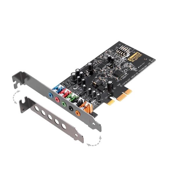 Creative SB Audigy FX 5.1 PCIe - Tarjeta de Sonido