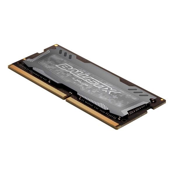 Ballistix DDR4 2666MHz 16GB CL16 SODIMM  Memoria RAM
