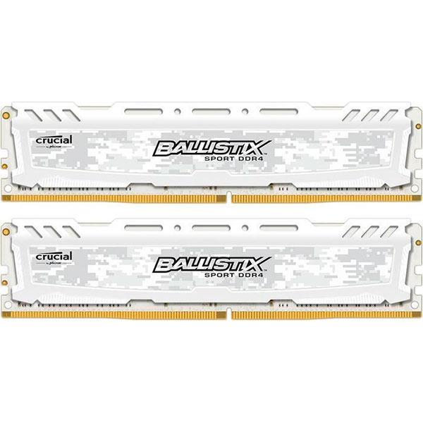 Crucial Ballistix Sport LT DDR4 2400MHz 8GB (2×4) C16 – RAM