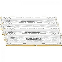 Crucial Ballistix Sport LT DDR4 2666MHz 16GB(4×4) C16 – RAM