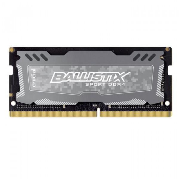 Crucial Ballistix Sport LT DDR4 2400MHz 4GB SO DIMM  RAM