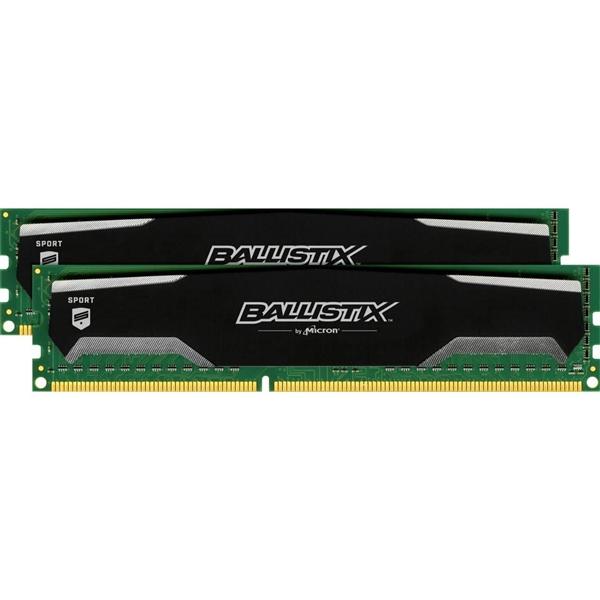 Crucial Ballistix Sport DDR3 1600 8GB DIMM – Memoria RAM