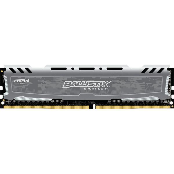 Crucial Ballistix Sport DDR4 2400MH 8GB Memoria RAM