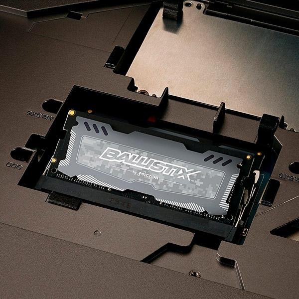 Crucial Ballistix Sport LT DDR4 2400MHz K 8GB SO DIMM  RAM
