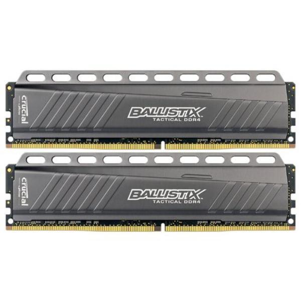Crucial Ballistix DDR4 2666Mhz 8×2 (16GB) DIMM – Memoria RAM