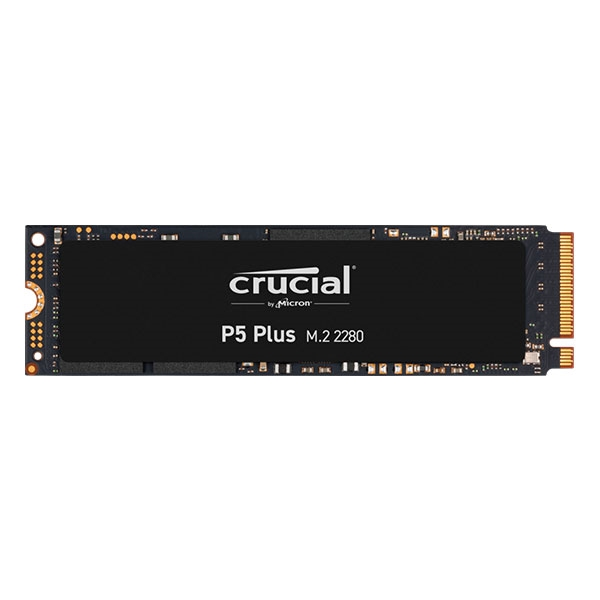 Crucial P5 Plus M.2 1TB NVMe Gen4 PCIe 4.0 - Disco duro SSD